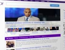 Yahoo ia locul Google ca...
