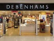 Debenhams revine in Romania....