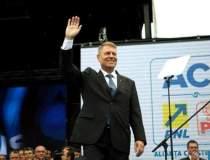 Klaus Iohannis a primit...
