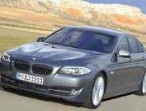 Noul BMW Seria 5, in Romania...