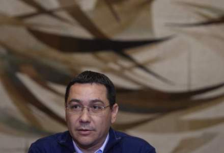 Victor Ponta se afla in Dubai si a fost cu Sebatian Ghita intr-un club de lux