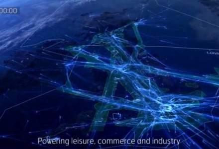 Infrastructura invizibila aeriana, poarta de acces spre Europa