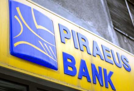 Piraeus Bank si-a majorat profitul brut de aproape 2 ori in primele noua luni din an