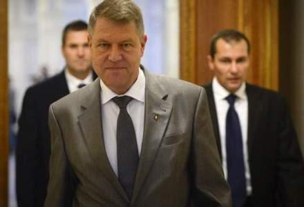 Klaus Iohannis: PNL ar putea avea majoritate in Parlament in 2015