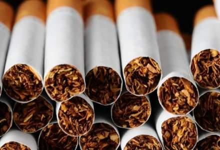 Contrabanda cu tigarete a atins cel mai scazut nivel din acest an