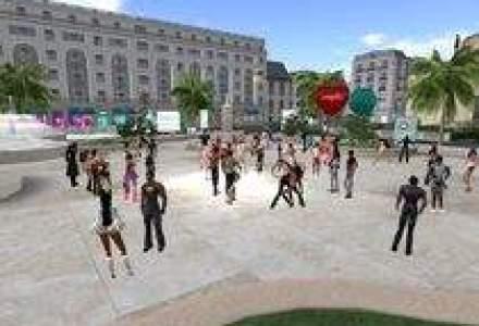 Bucurestiul Virtual are 70.000 de locuitori