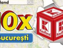 Kaufland deschide al 10-lea...