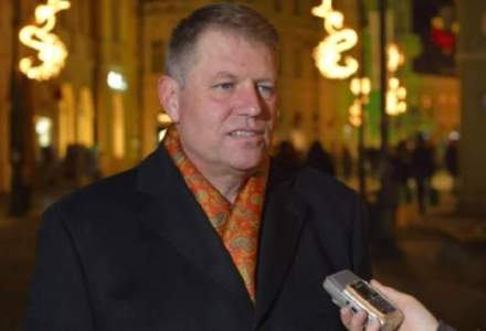 Iohannis si Blaga au iesit la restaurant la o intalnire cu liderii si parlamentarii PNL
