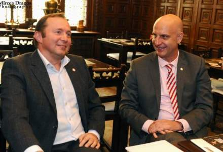 Pranz traditional cu Dragos Petrescu (City Grill) si seful Ursus: Parteneriatul inseamna mai mult decat sa dai o lovitura, sa iei banii si sa pleci