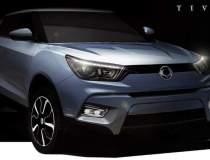 SsangYong lanseaza un nou SUV