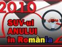2010 SUV of the Year in Romania