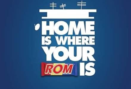 """Intoarce-te, romane!"". De ziua voastra, ciocolata Rom va cheama sa lucrati acasa. V-ati intoarce? [VIDEO]"