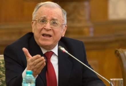 Ion Iliescu il ataca dur pe Sebastian Ghita, la cateva ore dupa demisie: Refuz sa primesc lectii de la oameni care cred ca si-au cumparat un partid