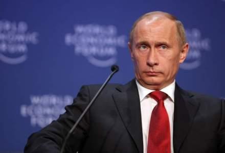 Vladimir Putin, catre Klaus Iohannis: As vrea sa confirm interesul in dezvoltarea relatiilor constructive