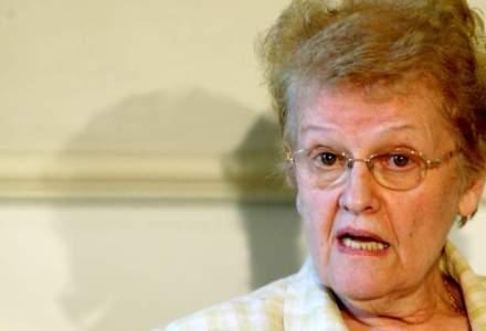 Georgeta Filitti: La 1 Decembrie, daca nu putem sa arboram un stegulet, macar sa-l purtam in suflet
