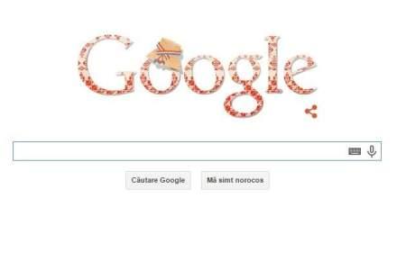 Ziua Nationala a Romaniei, sarbatorita de Google printr-un logo traditional