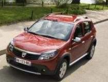 Dacia a crescut in Franta cu...