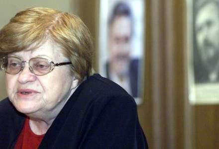 Zoe Petre: 1 Decembrie a fost incununarea unui efort national de mare importanta si continuitate