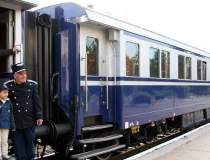 Trenul regal a fost asteptat...
