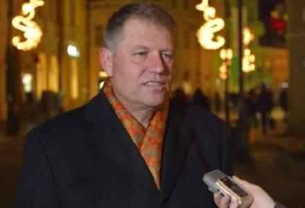 Iohannis pleaca de la primaria Sibiului. Presedintele ales isi depune marti demisia