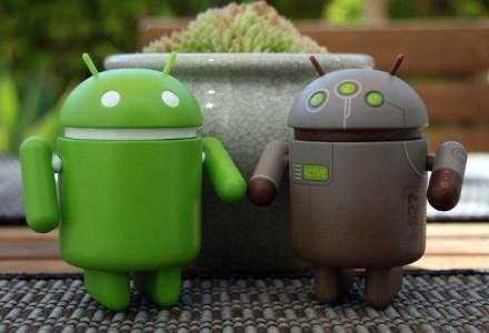 Android, pe final de 2014: O treime din toate dispozitivele mobile ruleaza KitKat, insa versiunea Jelly Bean inca detine suprematia