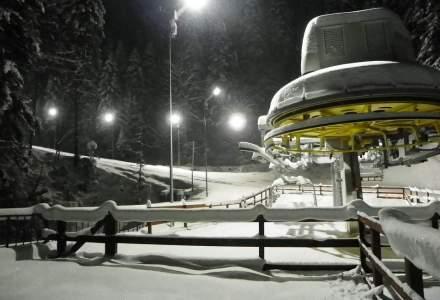 Partia de schi din Slanic Moldova, inaugurata dupa o investitie de 5,6 mil. euro