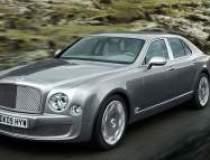 Noul Bentley Mulsanne ajunge...