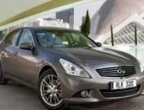 Infiniti G37 Sedan facelift...