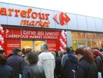 Carrefour a ajuns la patru...