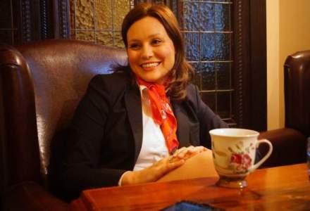 La mic-dejun cu Daniela Budurea, country director-ul Western Union care a experimentat boom-ul in trei industrii diferite
