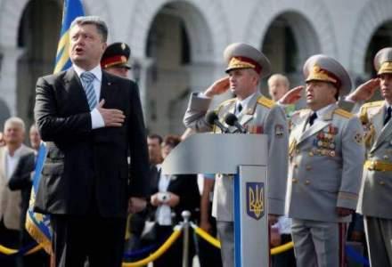 Parlamentul ucrainean dezbate luni o lege privind parasirea CSI
