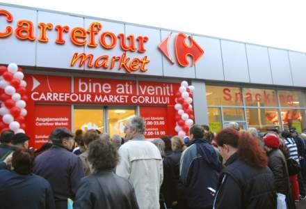 Carrefour se extinde: la cate supermarketuri a ajuns in tara