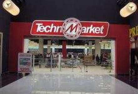 Domo a deschis al saptelea magazin Technomarket
