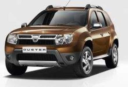 Vezi cum arata modelul 4x4 Duster de la Dacia