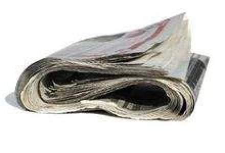 Ce ziare au inregistrat cresteri ale vanzarilor