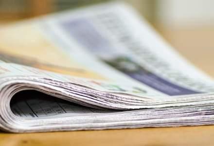 BRAT: Tirajele ziarelor continua sa scada; Doar trei publicatii au avut cresteri in T3 din 2014
