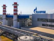 Gazprom isi face companie...