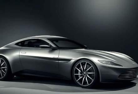 Aston Martin DB10, noua masina a lui James Bond
