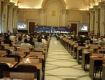Camera Deputatilor vrea buget...