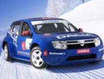 Dacia car manufacturing plant...