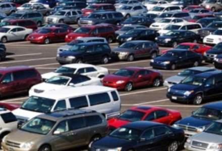 Afacerile din comertul auto, in crestere la 10 luni