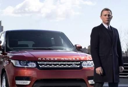 Cel mai mare furt de masini: 9 automobile realizate pentru filmul James Bond Spectre