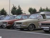 Masina lui Ceausescu a...