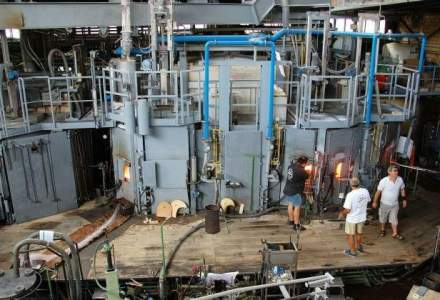 Crestere a productiei industriale: cu 7% in primele 10 luni