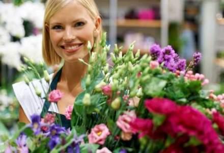 FlorideLux deschide prima florarie traditionala din Bucuresti in urma unei investitii de 25.000 de euro