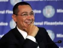 Ponta vrea doar ministri...