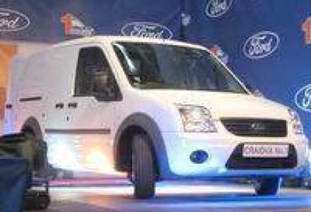 Ford-urile de la Craiova au fost distribuite in Europa