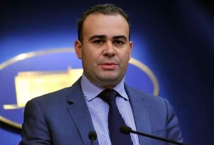Darius Valcov: Vreau sa reduc TVA cu cate procente ne vor permite cheltuielile nerealizate si excedentul
