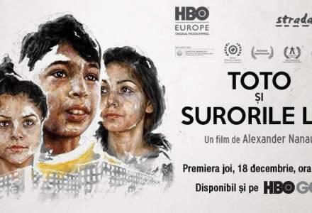 (P) Toto si surorile lui, in premiera, din 18 decembrie la HBO si pe HBO GO