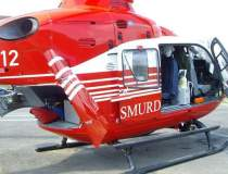 Elicopterul SMURD prabusit...